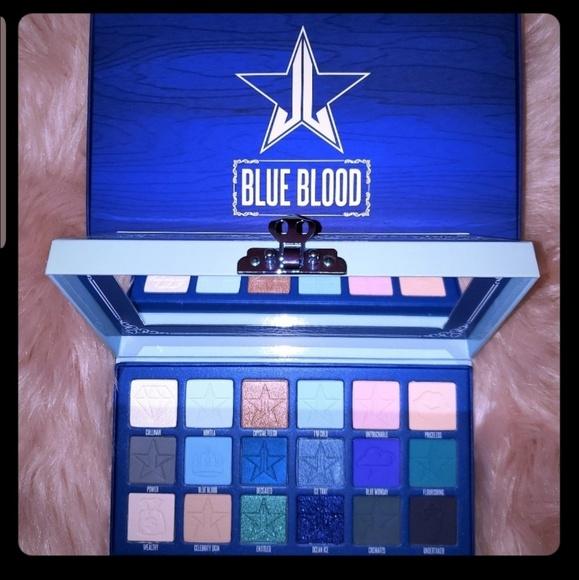 deb4ffe6edd5ec Jeffree Star Makeup | Blue Blood Palette | Poshmark